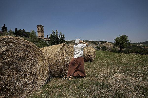 ©Carlo Bevilacqua, Into the silence: Viviana Rispoli