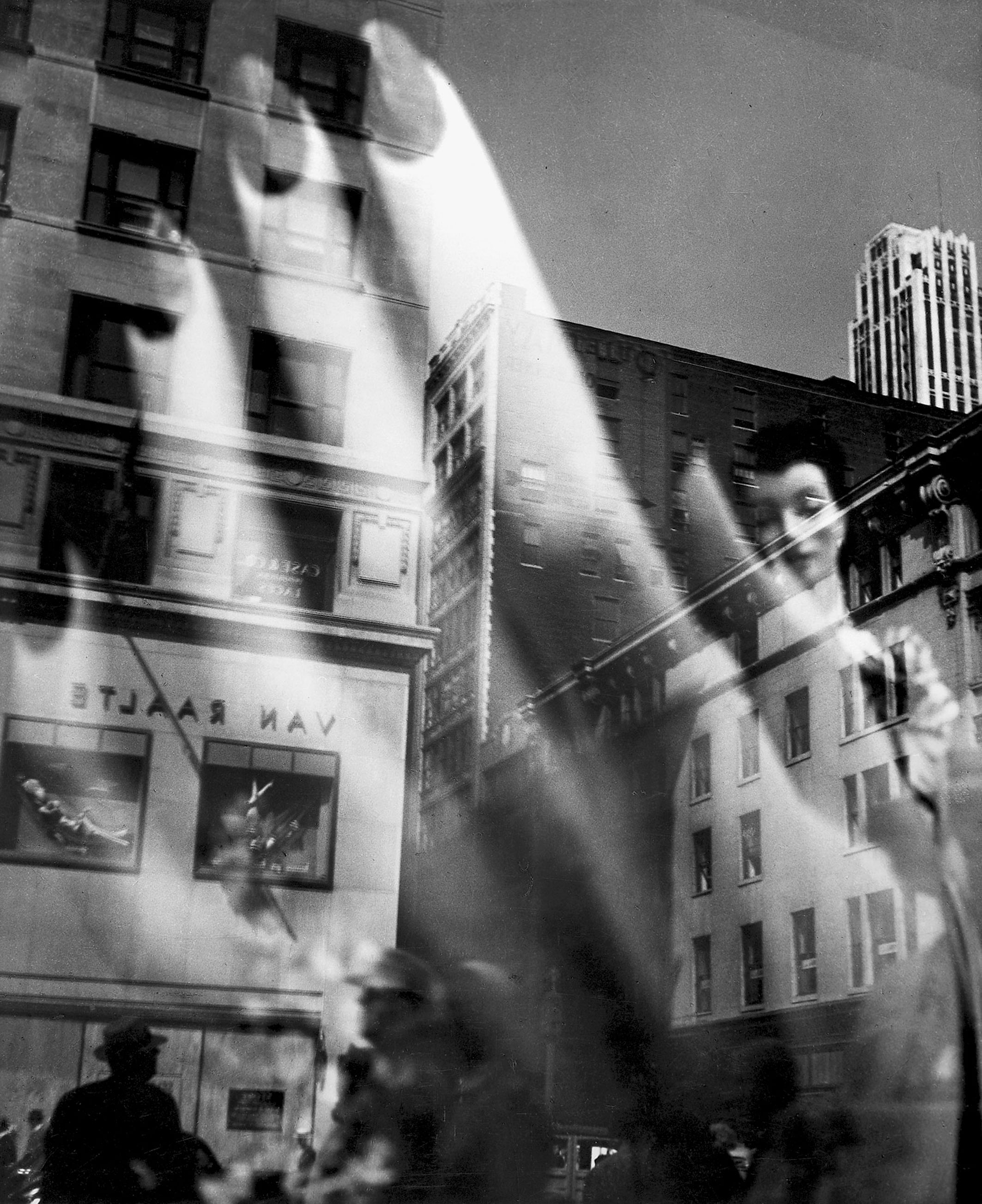 Lisette Model - 5_reflections_newyork