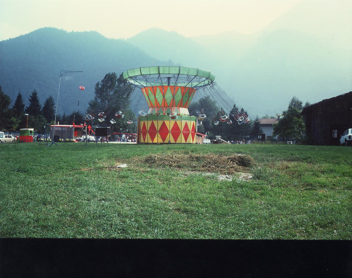 Luigi Ghirri Bressanone 1976 PHOS Centro Fotografia Torino