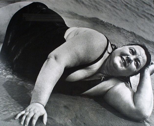 2_Coney Island_Bather reclining web